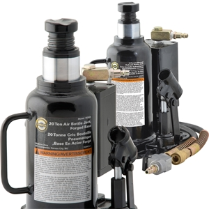 Air Operated Bottle Jacks