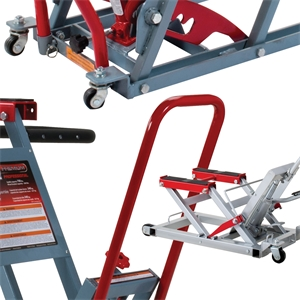 Mower & Utility Lifts
